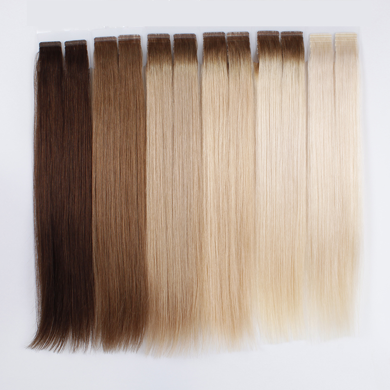 Tape Hair Extension Mixed Tape Hair Extensions Origin
